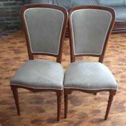 Работа №82 Комплект стульев