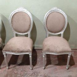 Работа №85 Реставрация стульев для гостиной